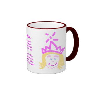 Mother's Day Princess mug