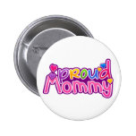 Mother's Day Proud Mummy Badge