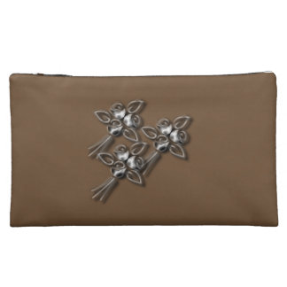 Mother's-Day_Small-Silver*_Roses-II(c)Customize Makeup Bags