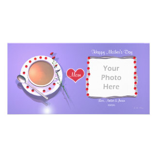 Mother's Day Tea Photo Cards