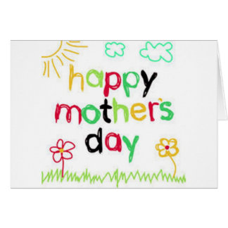 MOTHER'S DAY TO THE BEST MOM I KNOW GREETING CARD