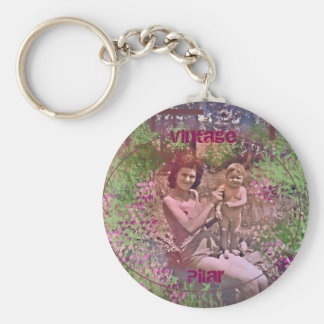 Mother's Day years 60 Key Ring