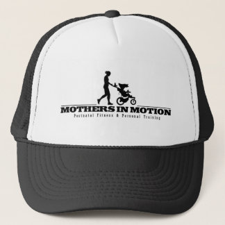 Mothers in Motion Logo Trucker Hat