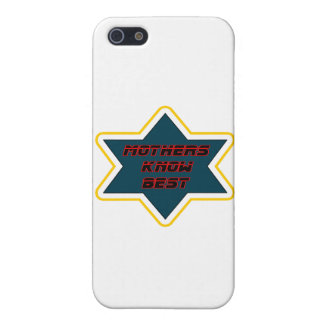 Mothers Know Best white gold The MUSEUM Zazzle Gif iPhone 5 Covers