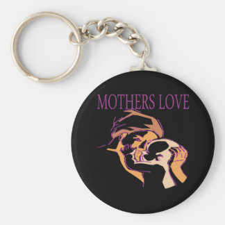 Mothers Love Keychains