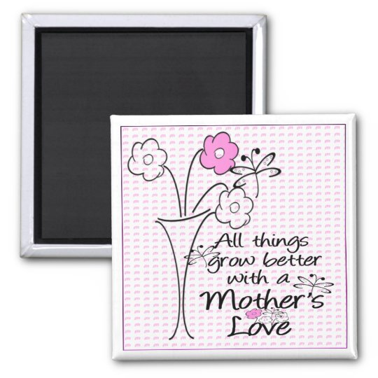 Mothers Love Magnet