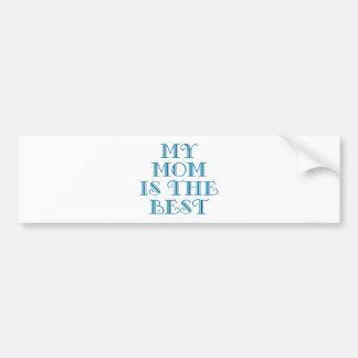 Mothers & Moms (4-6) Bumper Sticker
