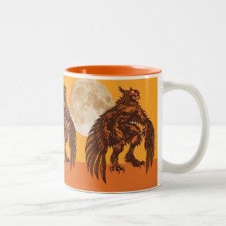 Mothman Caramel Harvest Moon Coffee Mug