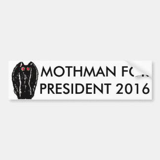 Mothman For President 2016 Sticker
