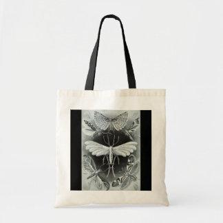 Moths - Ernst Haeckel Budget Tote Bag