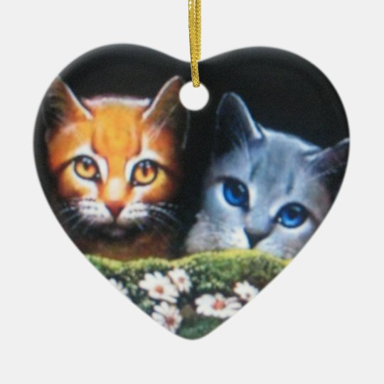 Mothwing and Willow pelt Christmas Ornament