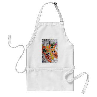 motif 3 standard apron