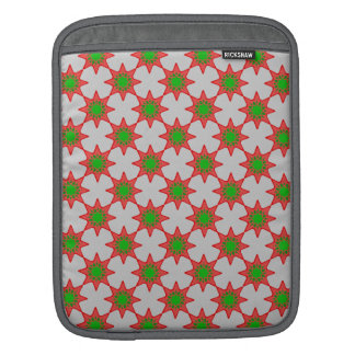 motif pattern  vitaminé sleeve for iPads