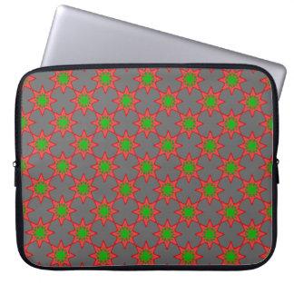 motifs patterns vitaminé laptop computer sleeve