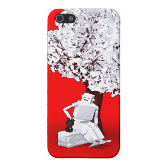Motion and Tufty Relax - iPhone 5 Matte Case