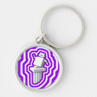 Motion D'art Keychain (Small Round)