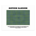 Motion Illusion (Optical Illusion)