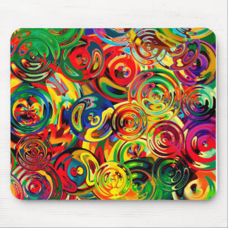 Motion in Time Mouse Mat