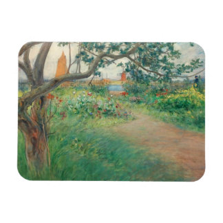 Motiv Fran Marstrand Rectangular Photo Magnet
