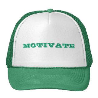 MOTIVATE TRUCKER HAT