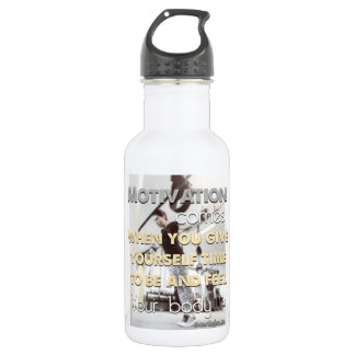 Motivation 532 Ml Water Bottle