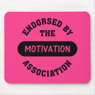 Motivation Association Endorsement Mouse Pad