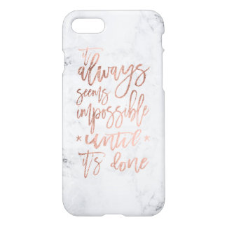 personalised iphone 7 cases rose gold