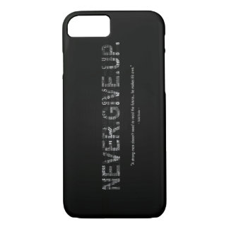 Motivation - Never Give Up iPhone 7 Case