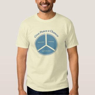 Motivation, Planning, Self Evaluation T Shirts