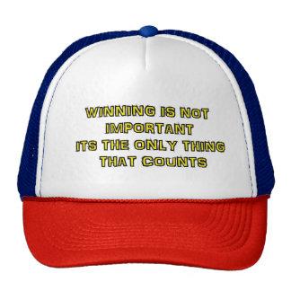 Motivation sport cap
