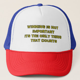 Motivation sport trucker hat