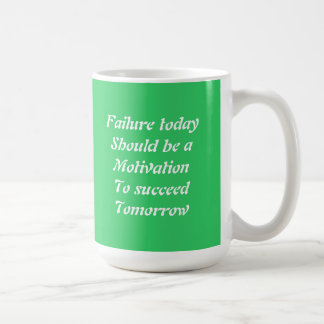 Motivation to succeed coffee mugs
