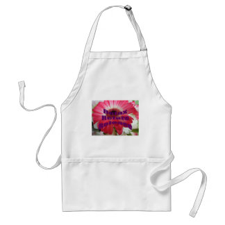 Motivational and Inspirational Phrase Standard Apron