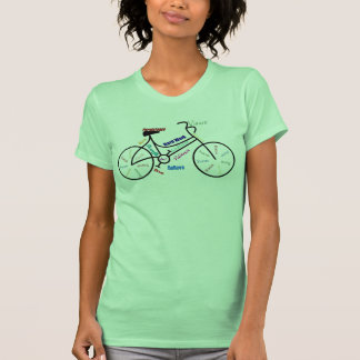 Motivational Bike, Bicycle, Cycling, Sport, Hobby T-Shirt