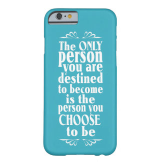 Motivational CHOICE custom color cases