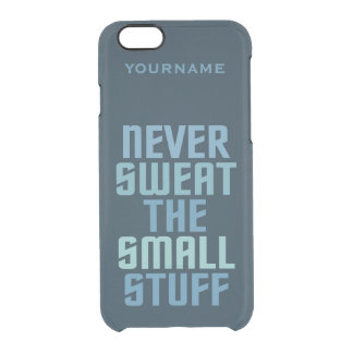 Motivational custom cases