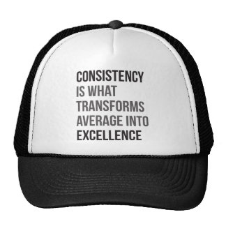 Motivational Fitness Gym Mesh Hat
