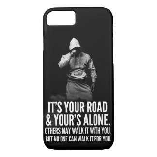 Motivational Fitness Gym iPhone 7 Case