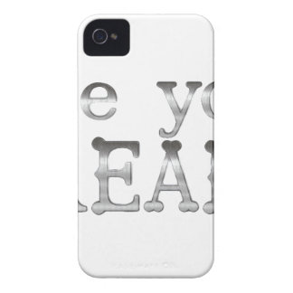 motivational live your dreams iPhone 4 Case-Mate cases