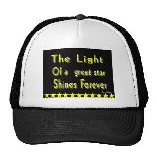 Motivational phrase hats