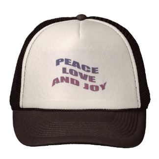 Motivational Phrases Hat
