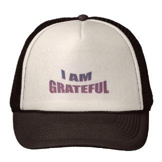 Motivational Phrases Mesh Hat