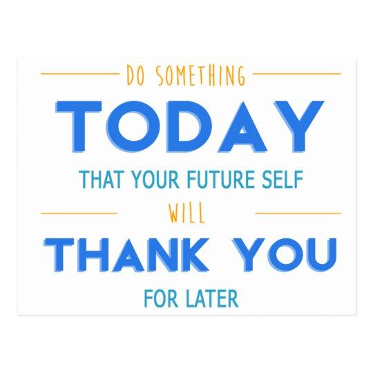 Motivational Postcard for Entrepreneurs Version 1