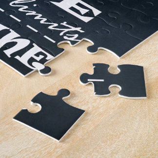 Motivational Quote Affirmations Jigsaw Puzzle