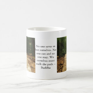 Motivational Quote Buddha inspirational Coffee Mug