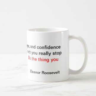 Motivational Quote Mugs