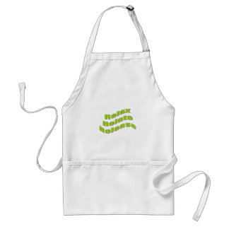 Motivational Quote Standard Apron
