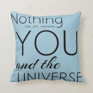 Motivational Throw Cushion