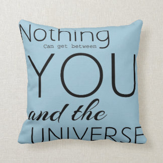 Motivational Throw Pillow