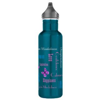Motivational Water Bottle 710 Ml Water Bottle